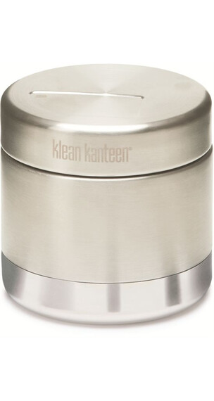 Klean Kanteen Food Canister Insulated 8oz (237 ml) Brushed Stainless